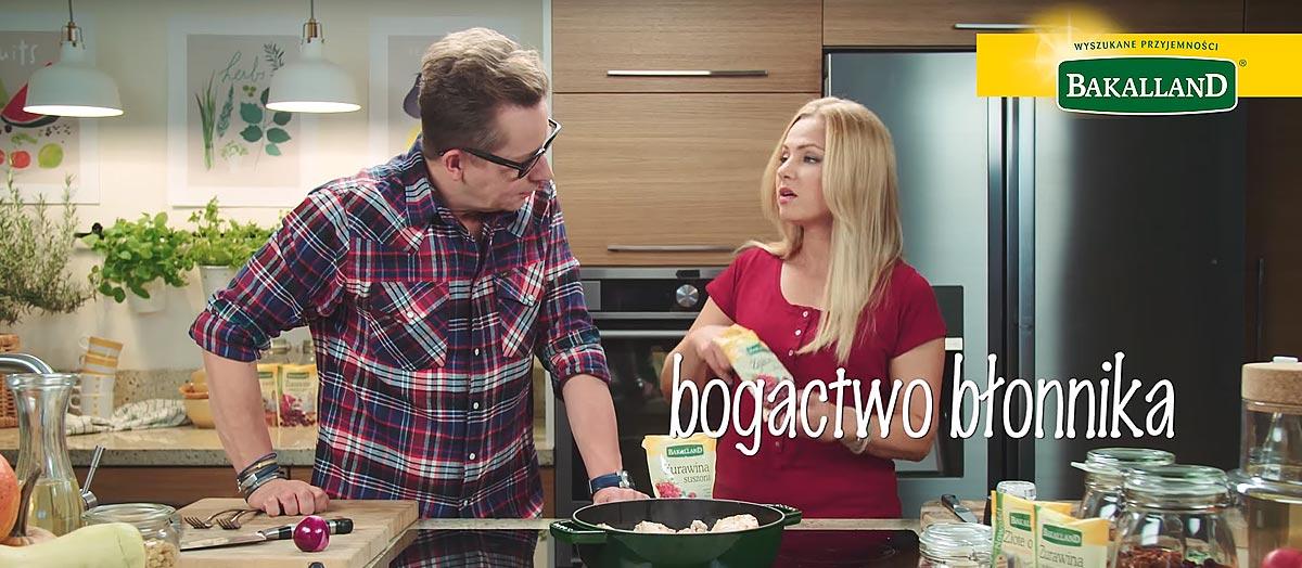 Żurawina Bakalland - inspiracje kulinarne