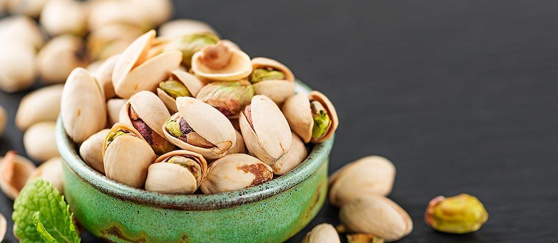 Pistacje – właściwości odżywcze i zastosowanie w diecie