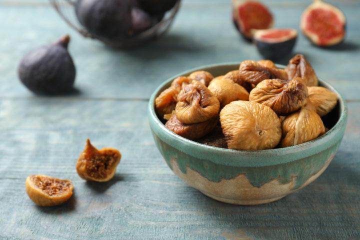 Figi suszone w diecie – właściwości i zastosowanie