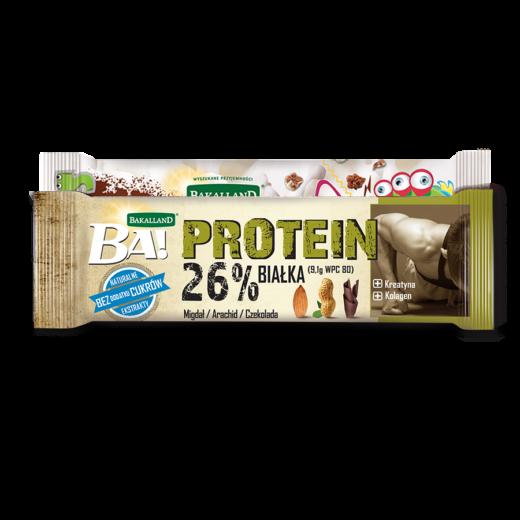 BA! Protein Arachid & Migdał 35 g