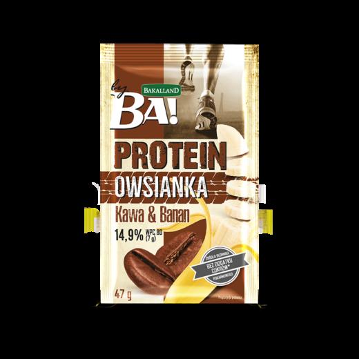 Owsianka-proteinowa-kawa-banan-BA-bakalland