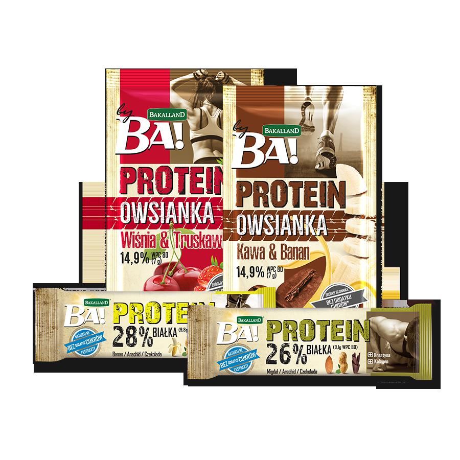 Produkty proteinowe