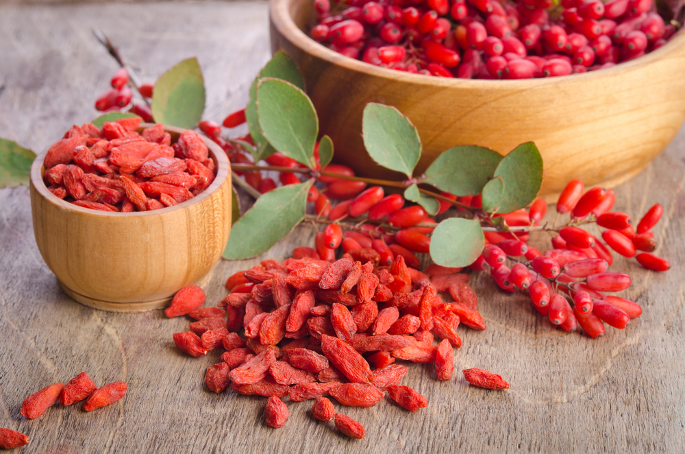 Jagody Goji – właściwości i zastosowanie w diecie